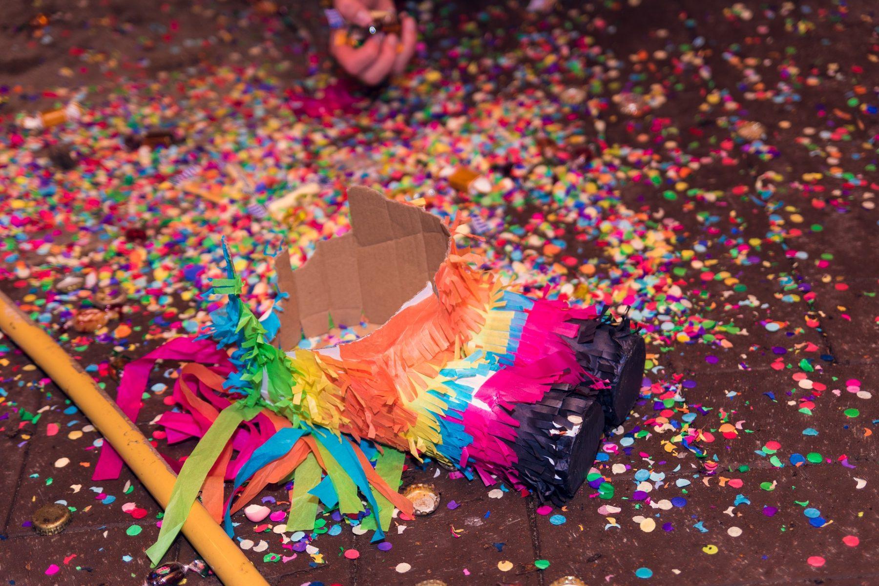 Pour divertir les enfants lors d'une fête d'anniversaire, la pinata est une […]