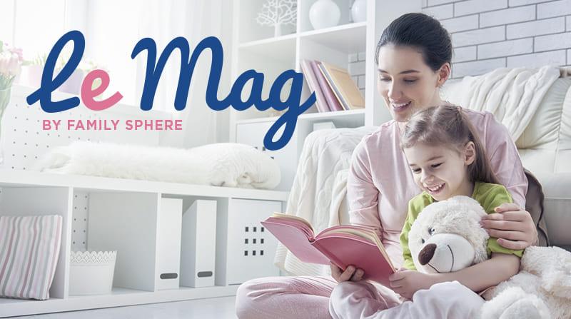 Emag, le magazine Family Sphere