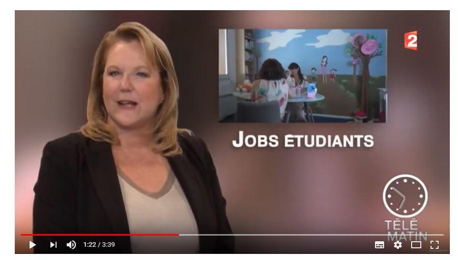 Sujet : Trouver un emploi compatible avec ses études. Pour visionner le […]