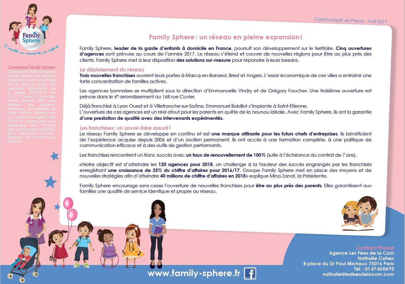 Family Sphere, leader de la garde d'enfants à domicile en France, poursuit […]