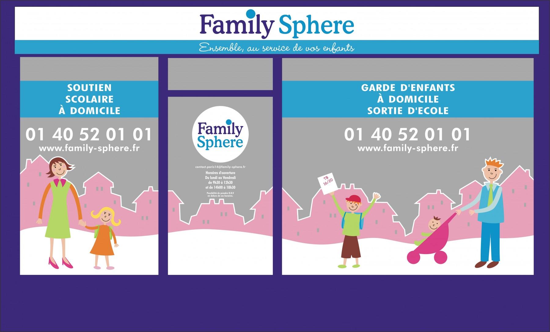 agence paris 14 me family sphere le sp cialiste de la garde d 39 enfants domicile. Black Bedroom Furniture Sets. Home Design Ideas