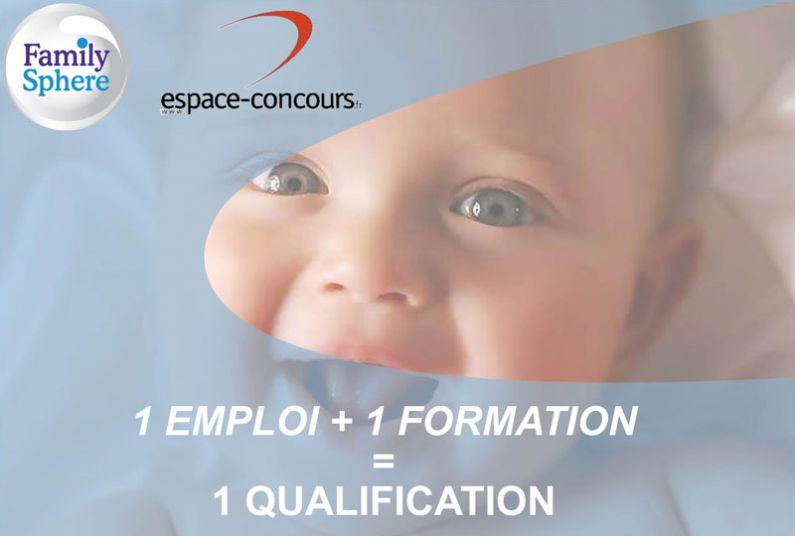 Family Sphere partenaire d'Espace Concours