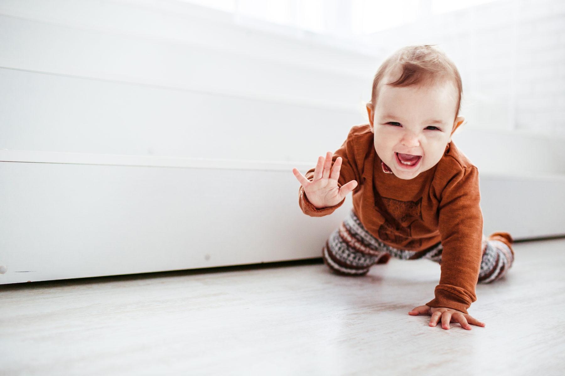 Les petits développent leurs mouvements très tôt et commencent à marcher entre […]