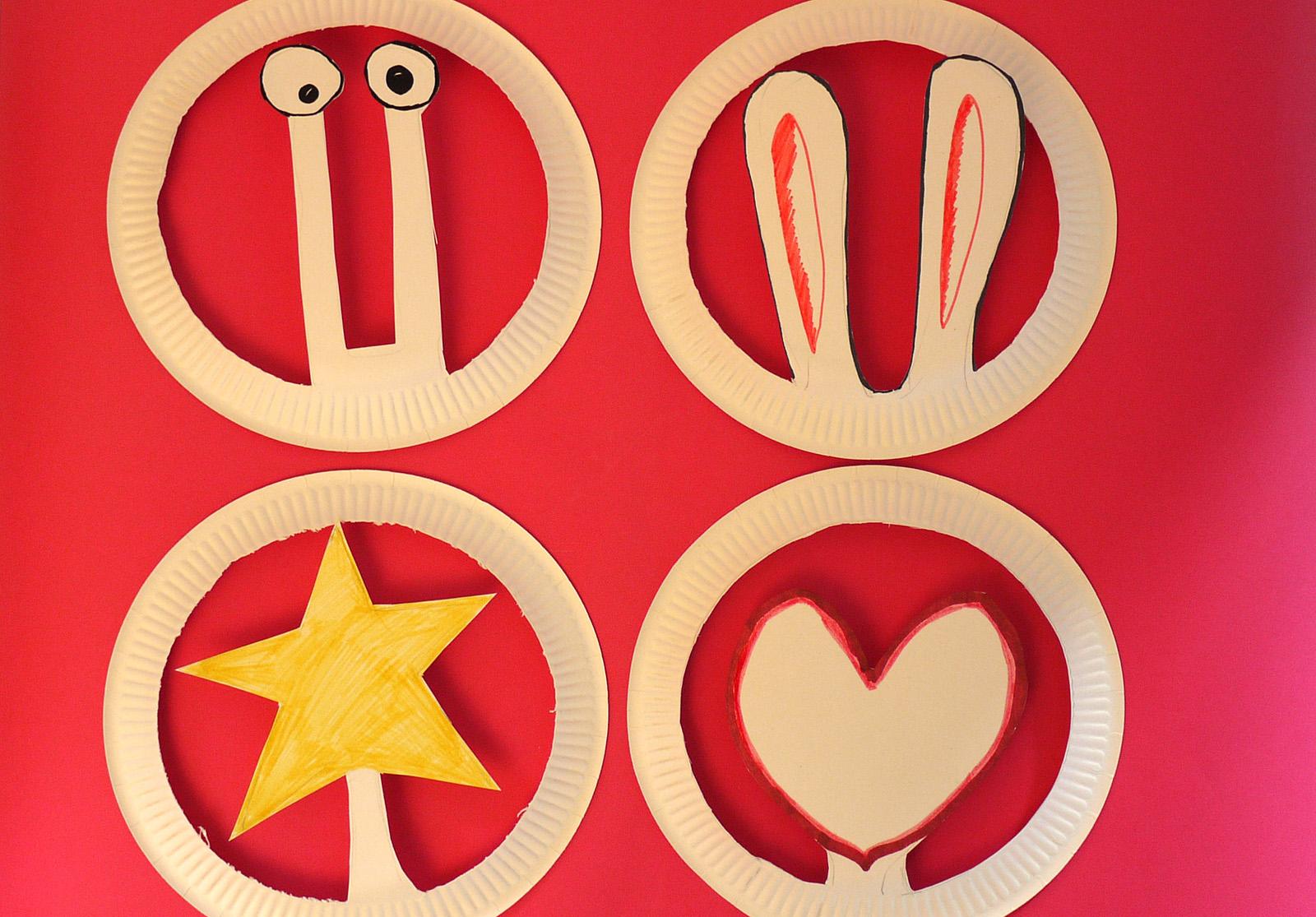 Matériel 1 assiette blanche en carton pour chaque enfant 1 paire de […]