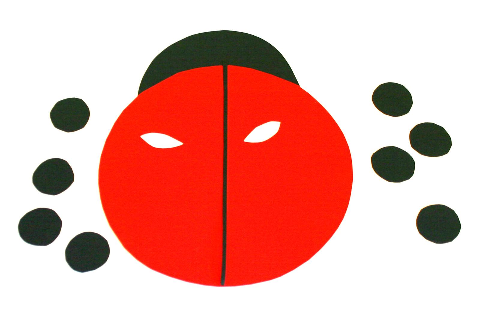 Matériel Papier cartonné rouge et noir Colle Feutre noir Elastique Ciseaux Cutter […]