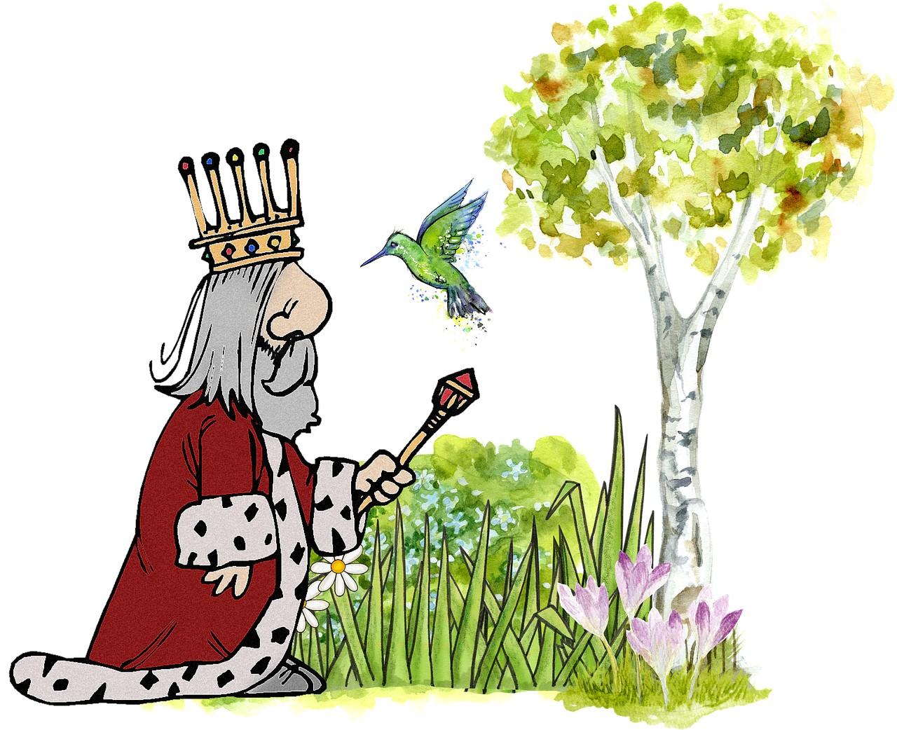 Drôle et entrainante, la comptine Le bon roi Dagobert est chantée avec […]