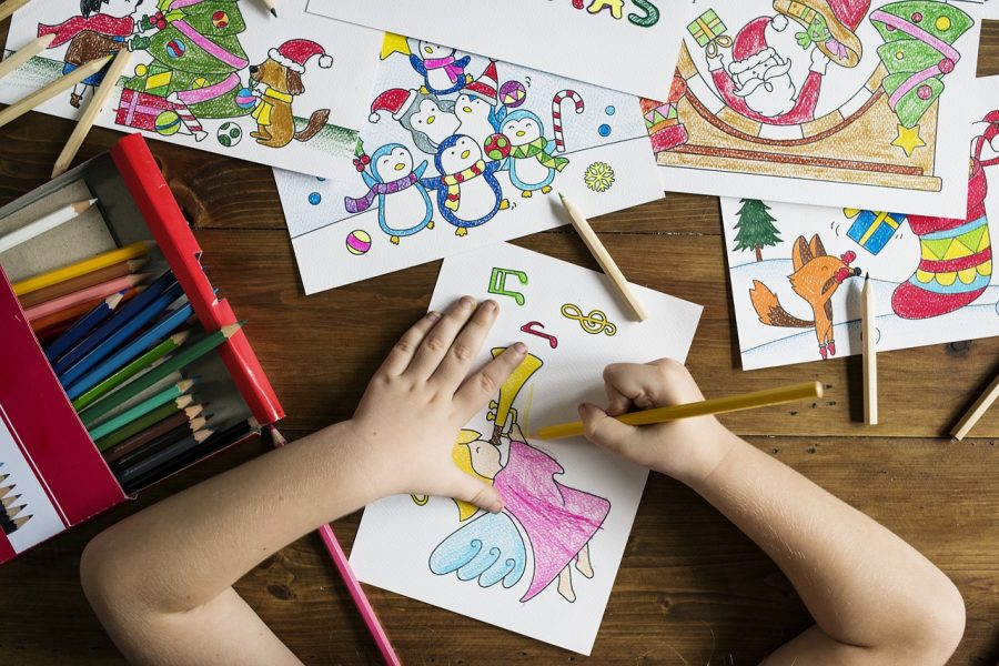 Les Apports Du Dessin Pour Le Developpement De L Enfant