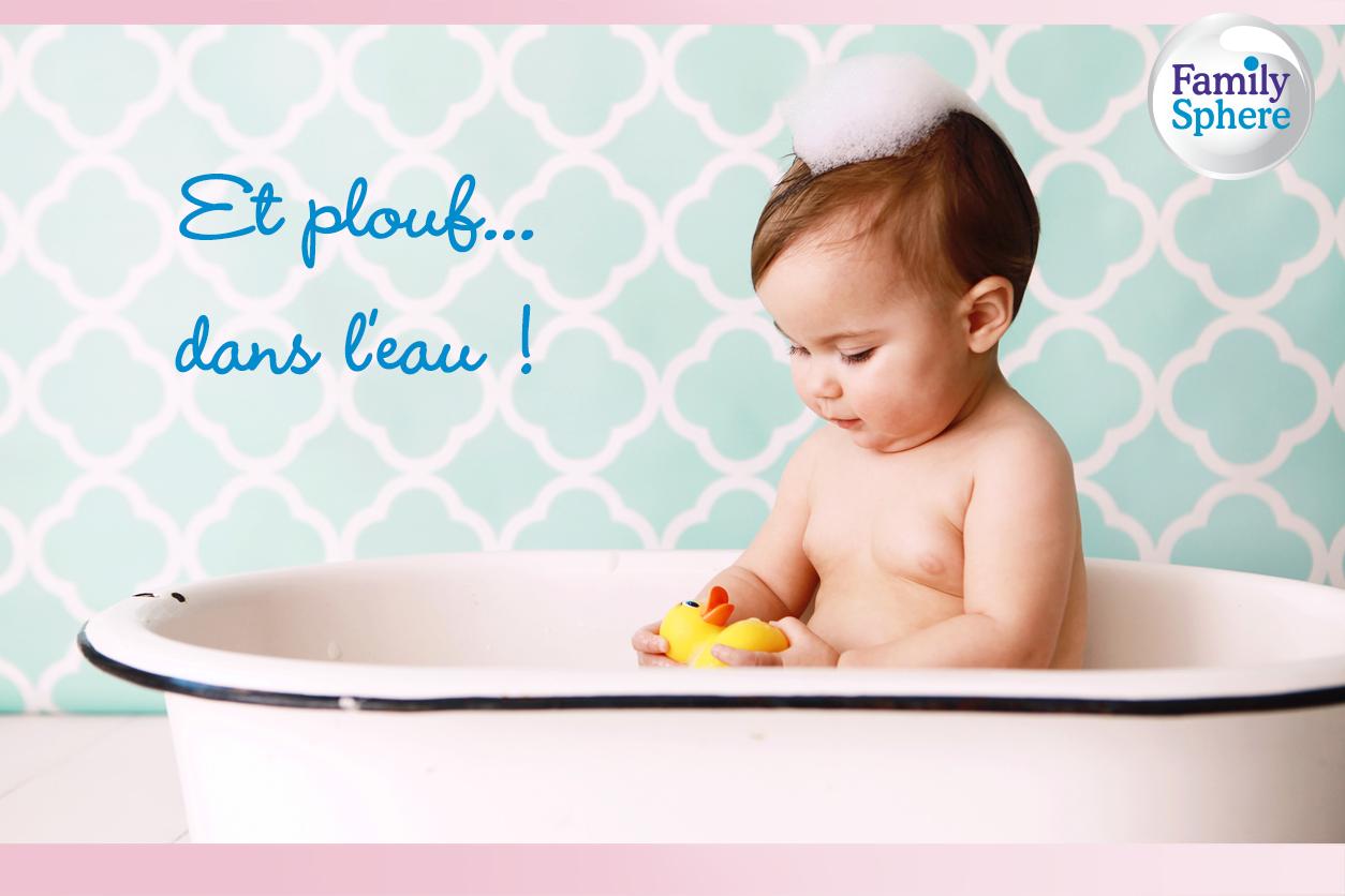 Donner le bain à bébé, c'est à la fois un moment de […]