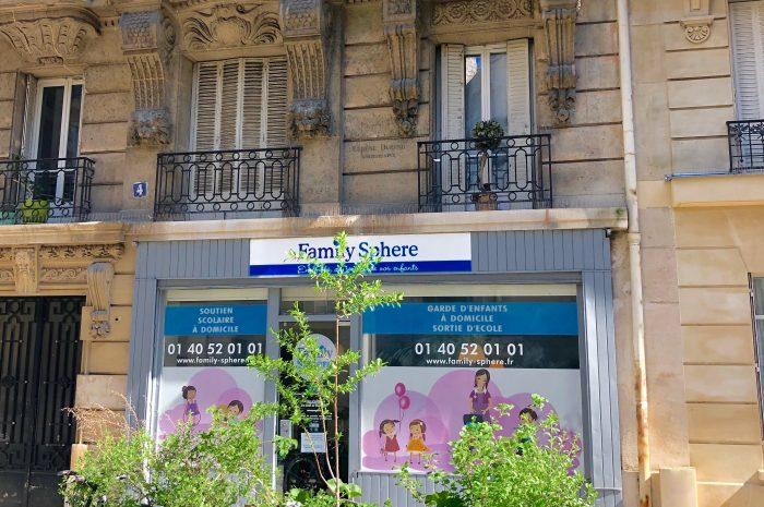 Paris 14ème, 6ème et 5ème
