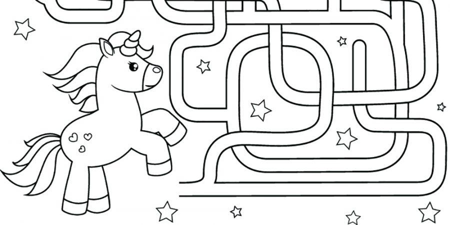 Labyrinthe des licornes
